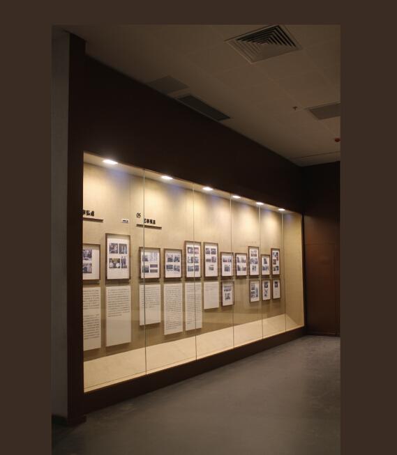 博物馆展柜案例